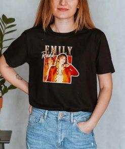Fear Street Emily Rudd shirt