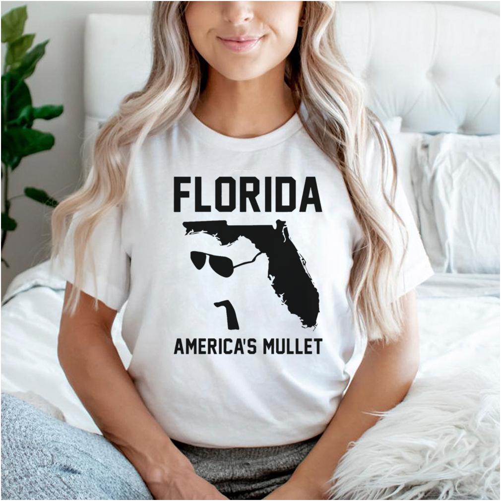 Florida Americas Mullet shirt