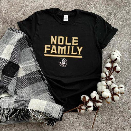 Florida State Seminoles nole family shirt