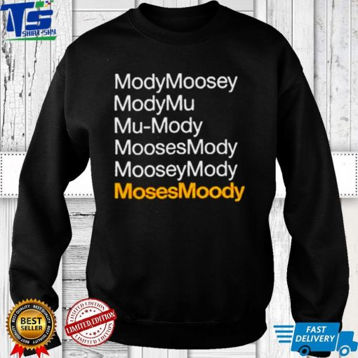 Golden State Warriors Moses Moody Shirt