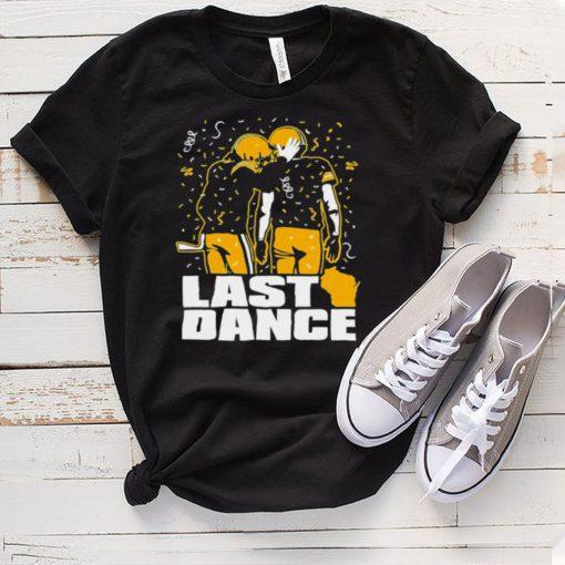 Green Bay Packers champions last dance shirt
