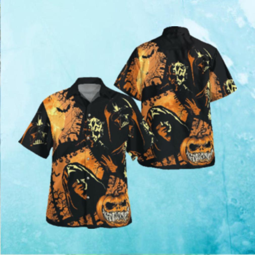 Halloween Sheev Palpatine Star wars Hawaiian Hawaiian Shirt