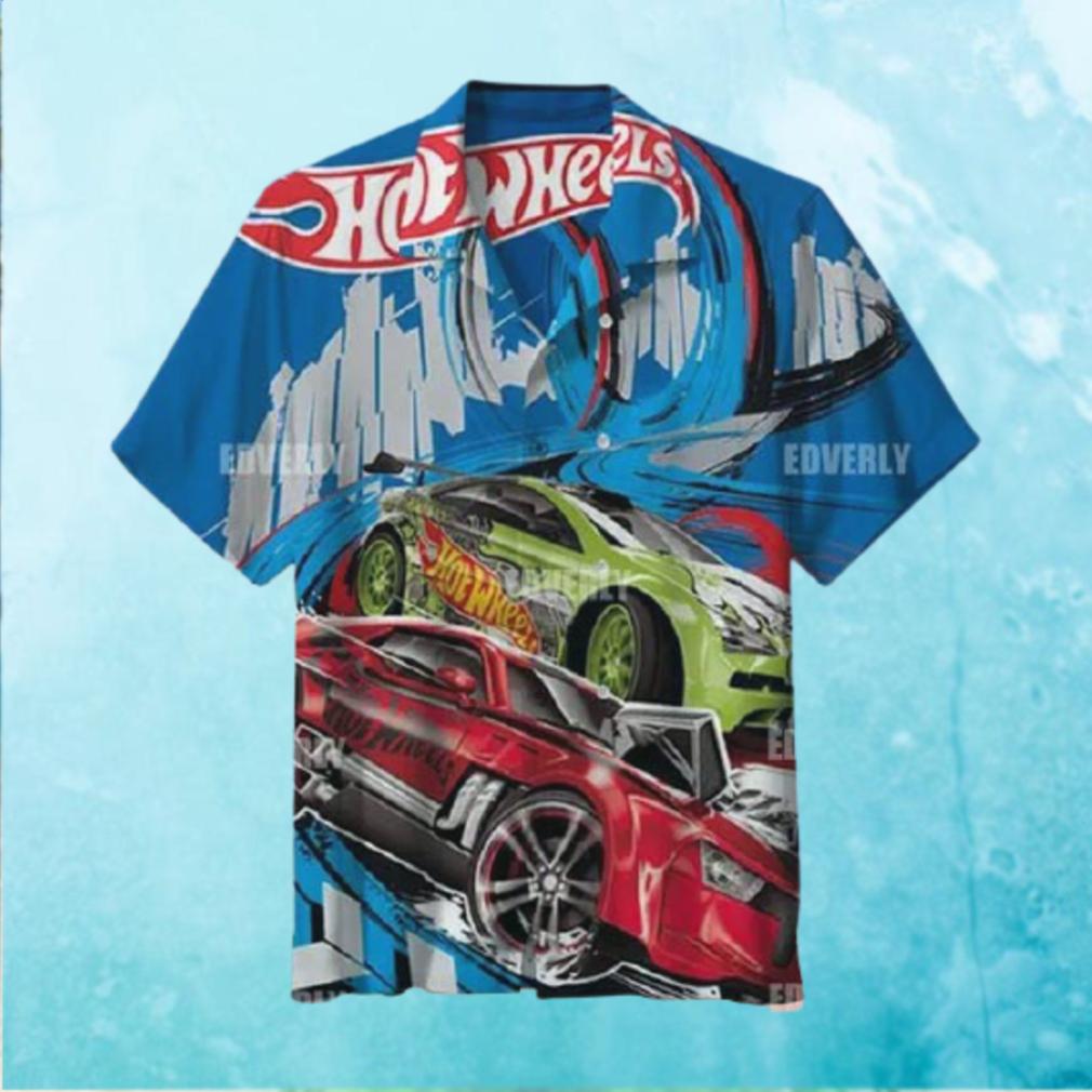 Hot wheels Modern Performance Hawaiian Shirt and T Hawaiian Shirt