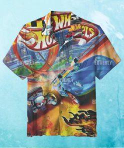 Hot wheels exotic racing Hawaiian Shirt T Hawaiian Shirt