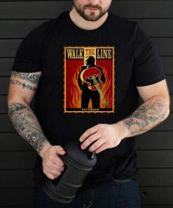 I Walk The Line Vaporware Johnnys Arts Cash American Singers shirt