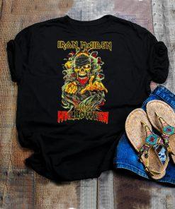 Iron Maiden Happy Halloween shirt