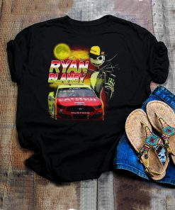 Jack Skellington Monster Dew Ryan Blaney Ford Mustang Shirt