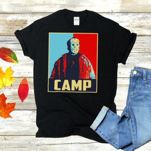 Jason Voorhees Camp Halloween Shirt