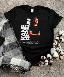 Kane Brown blessed and free happy birthday erick shirt