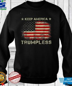 Keep America Trumpless T Shirt 4