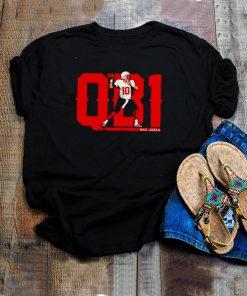 Mac Jones QB1 shirt