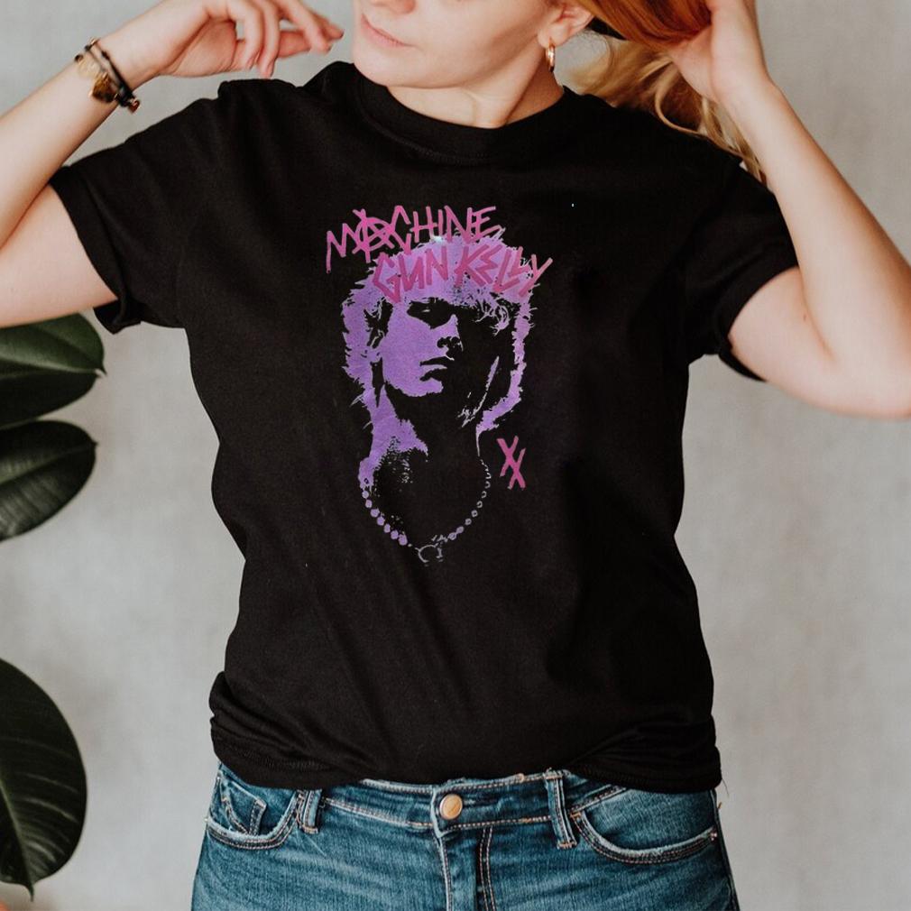 Machine gun kelly shirt