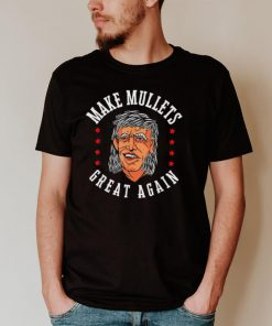 Make Mullets Great Again Joe Biden Shirt