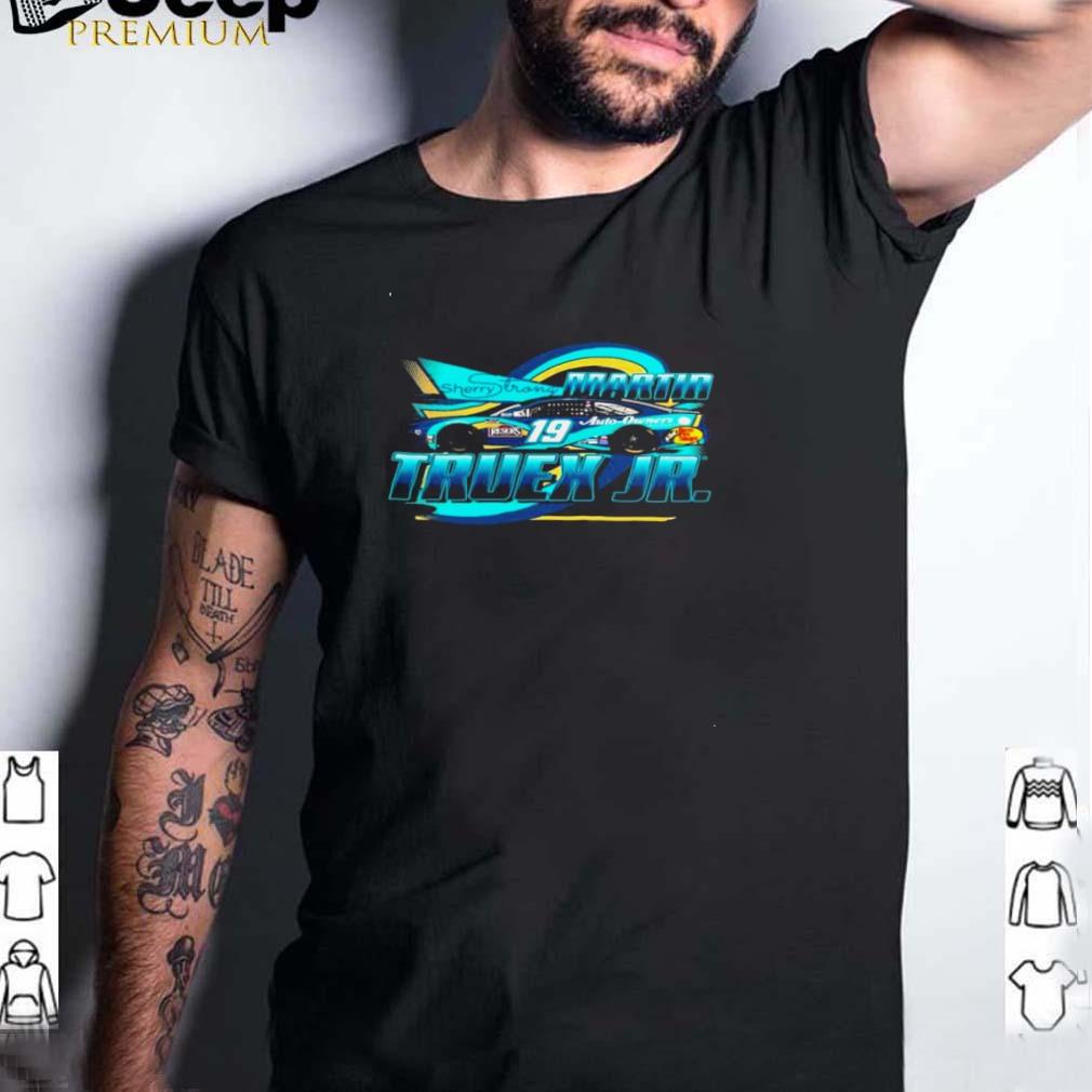 Martin Truex Jr 2021 Auto Owners Sherry Strong Paint Scheme T Shirt