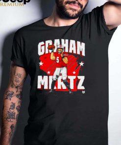 Mens Graham Mertz Wisconsin Personalities shirt