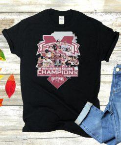 Mississippi State Bulldogs ncaa baseball national champions state shirt