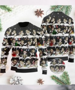 New Orleans Saints Mickey NFL American Football Ugly Christmas Sweater Sweatshirt Party