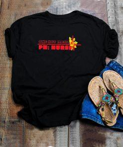 One hot mama ph nurse shirt