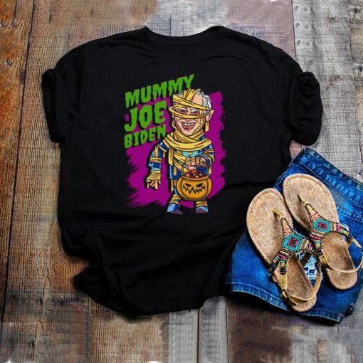 Pantheon Mummy Joe Biden Halloween Shirt