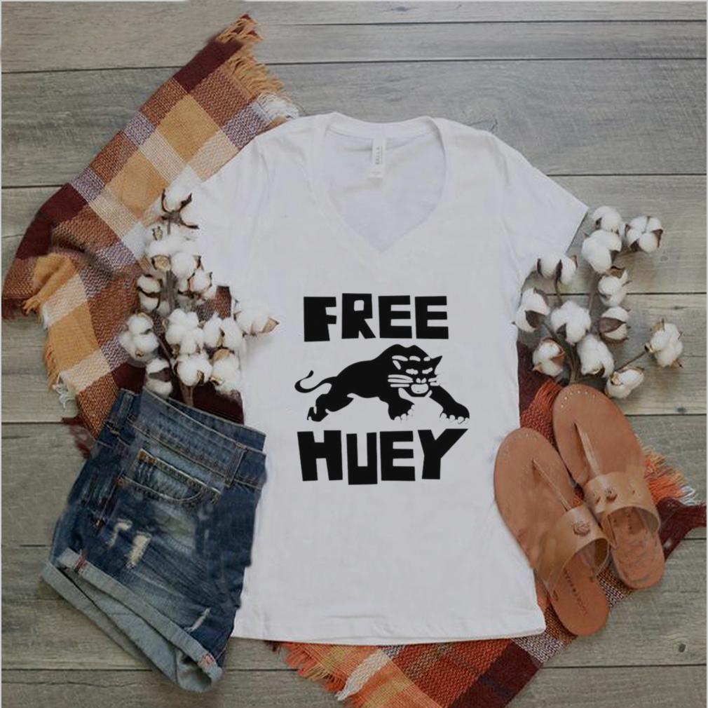 Panther free huey shirt