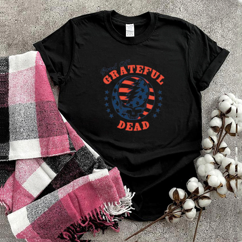 Patriot Flag Good Ol Grateful Dead shirt