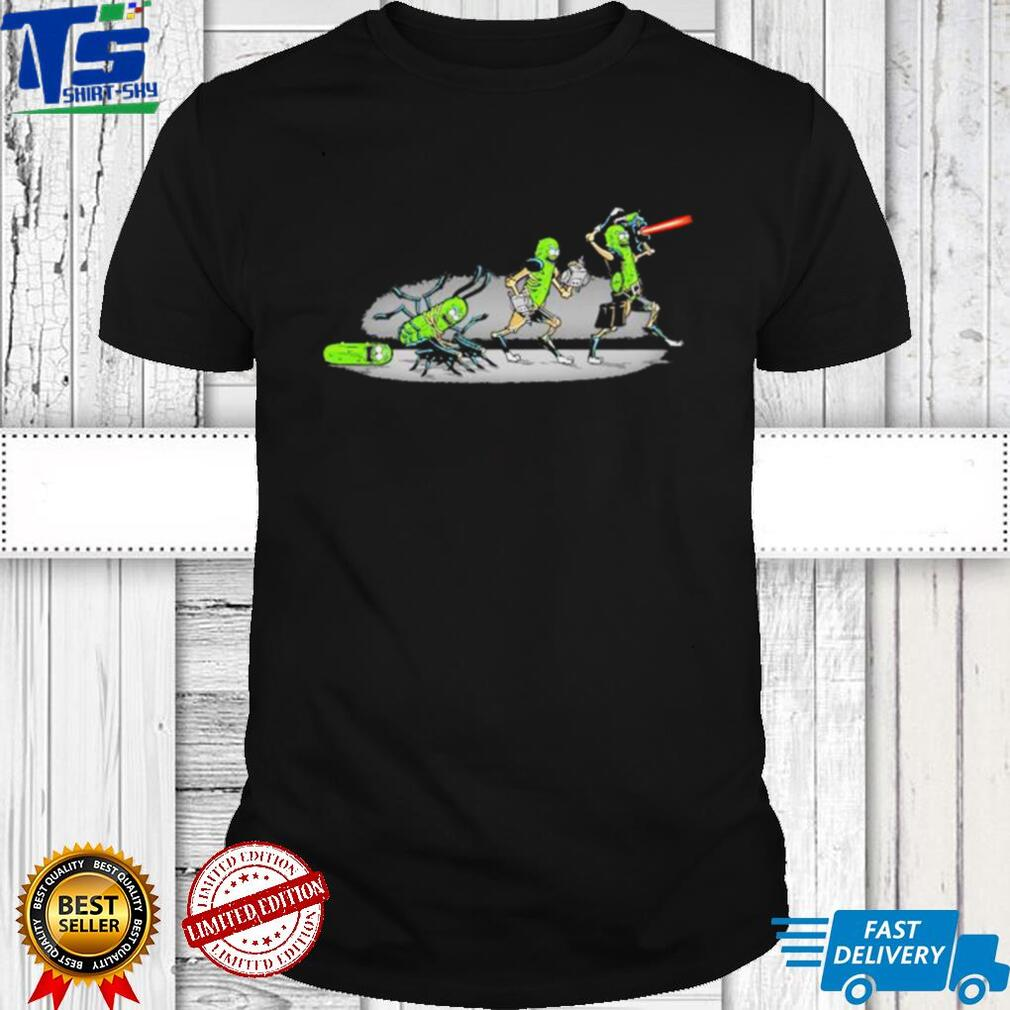 Pickle Evolution shirt