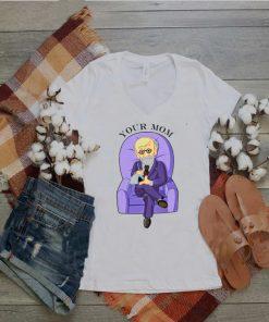 Psychology Illustration Und Clipart Your Mom T shirt