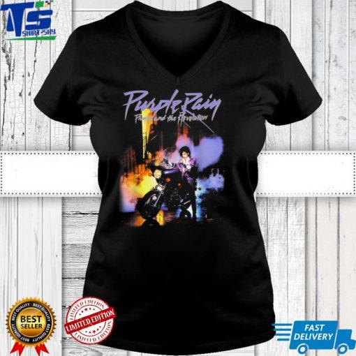 Purple Rain Prince And The Revolution T Shirt