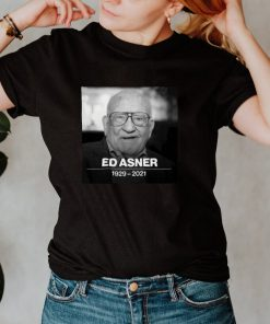 Rip Ed Asner 1929 2021 Thank You For The Memories Shirt