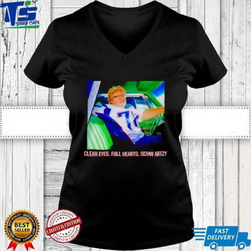 Schwartzy manningcast shirt