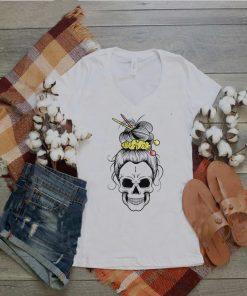 Skull Bun shirt