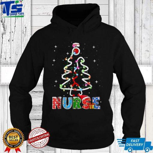 Stethoscope Tree Nurse Light Christmas Tree
