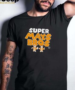 Super Mays Bros shirt