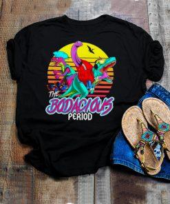 The Bodacious Period Dinosaur Vintage T shirt