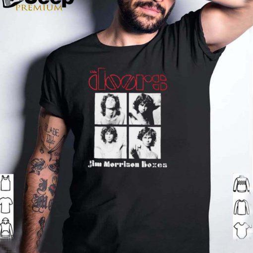 The Doors Jim Morrison Boxes shirt