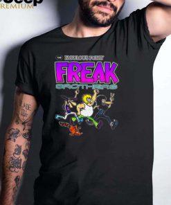 The Fabulous Furry Freak Brothers T shirt