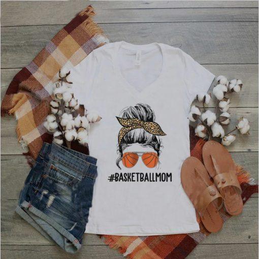 The Girl Basketballmom shirt