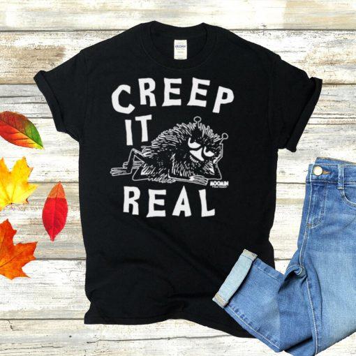 The Moomins Stinky Creep It Real T shirt