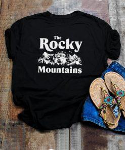 The Rocky Mountains Rocky Balboa Mashup shirt