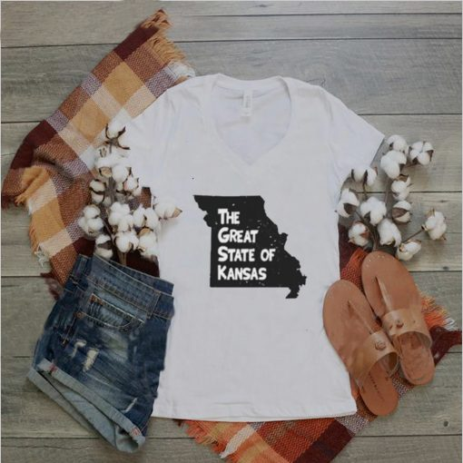 The great State of Kansas Its Missouri You Stone Cold Shirt