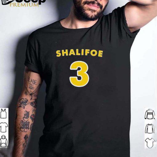 Toni Shalifoe basketball shirt