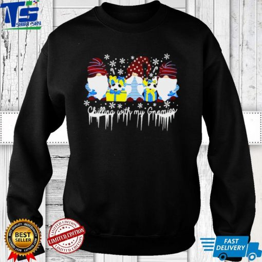 Top aston Villa Christmas chillin with my gnomies shirt