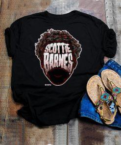 Toronto Raptors Scottie Barnes player silhouette shirt