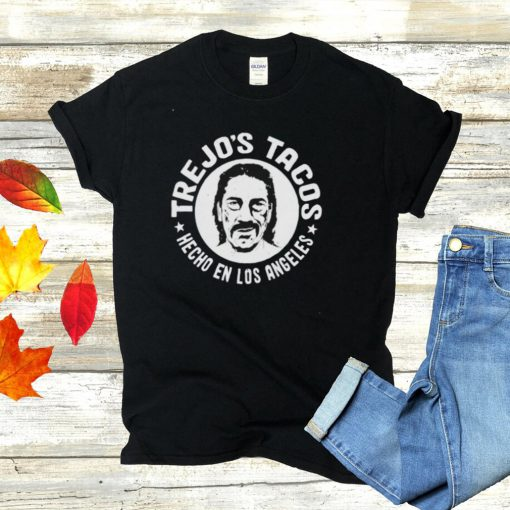 Trejos Tacos hecho en Los Angeles shirt