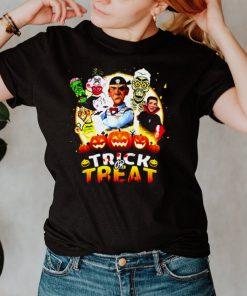 Trick Or Treat Halloween T shirt