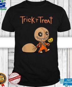 Trick r Treat Funny Sam Of Halloween 2021 Costume Men Women T Shirt