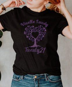 Vinatta Lundy 2021 Reunion Purple T Shirt