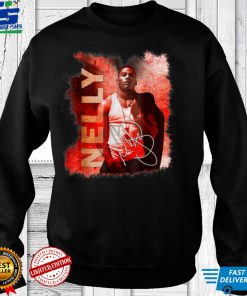 Vintage Virtual Nellys Art Rapper Legend Limited Design T Shirt