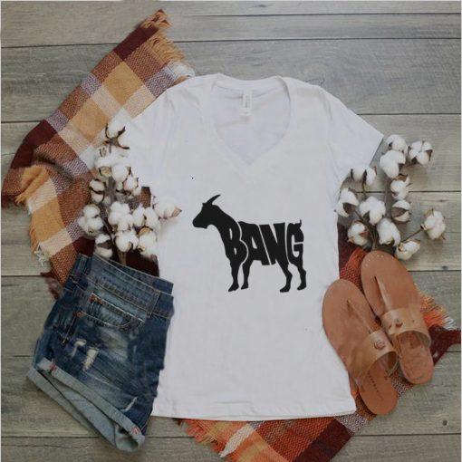Votto Goat bang shirt