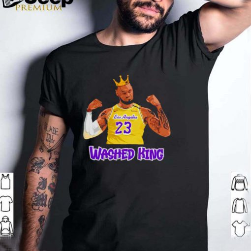 Washed King City of Champions shirt